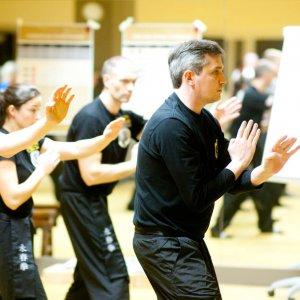 Kung Fu für Erwachsene