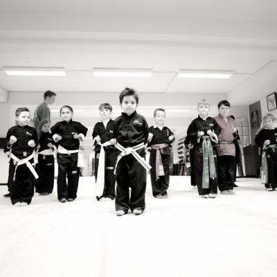 Erlernen der Disziplin Blackbelt Academy Osnabrück