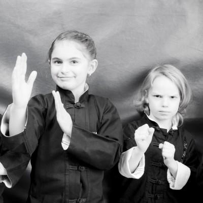 Selbstbewusste Kinder Blackbelt Academy Osnabrück